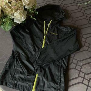 Boy Columbia Rain/Wind Jacket M10/12